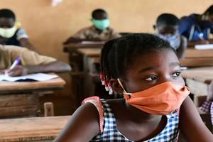 La pandémie a entraîné la perte de quatre mois d'études pour les étudiants des pays pauvres