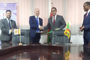 Pétrole et gaz : prospection de la société Shell dans les eaux mauritaniennes