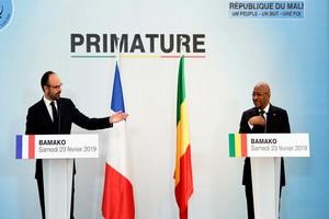 Edouard Philippe au Mali: «La tâche dans le Sahel est encore longue»