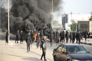En Mauritanie, l'opposition crie sa colère