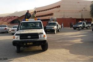 La police anticorruption conduit le gendre de l'ex-président Aziz à Benichab