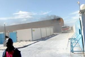 Nouadhibou : décès d'un pompier par asphyxie