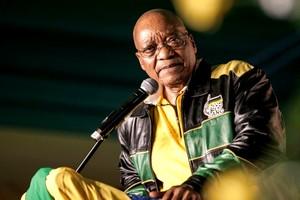 Afrique du Sud: l'ANC exige le départ du président Jacob Zuma