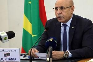Le président Ghazouani évoque la situation au Mali avec le représentant spécial du SG de l'ONU