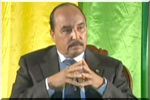 Aucun Mauritanien n'a rejoint l'Etat Islamique, selon le président Aziz