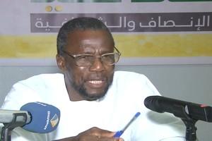 Samba Thiam, président des Forces Progressistes pour le Changement (FPC) :