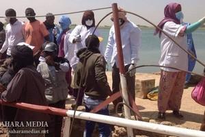 Coordination mauritano-sénégalaise pour le rapatriement des personnes bloquées aux frontières