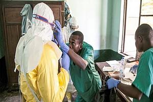 RD Congo : trois nouveaux cas d'Ebola en zone urbaine, début de la vaccination lundi
