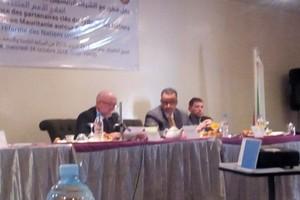 La nouvelle réforme du Système des Nations Unies expliquée au cours d'un petit-déjeuner à Nouakchott