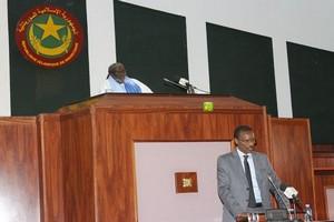 Le ministre de la justice : le régime actuel est celui qui a proposé la révision de l'article 306 du Code Pénal