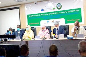 Lancement du projet d'appui à la Région dans le domaine du Développement Durable, Résilient et Equilibré