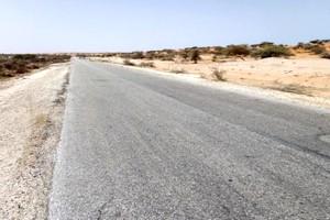 Reprise des travaux de réhabilitation de la route Nouakchott-Rosso (tronçon Nouakchott-Bombri)