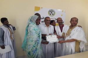 For-Mauritanie réussit à réunir les représentants des six candidats pour une session de formation [PhotoReportage]