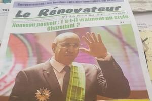 La douane mauritanienne saisit une livraison du journal Le Rénovateur