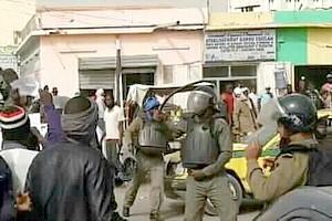 Communiqué de presse ○ répression aveugle sur des militants anti