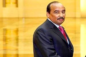 Retour à Nouakchott du président Aziz
