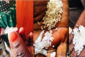 Mauritanie: confusion autour d'un riz supposé en plastique