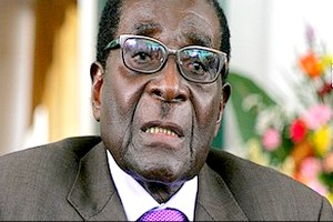 Robert Mugabe démissionne