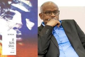 Ecrivain, journaliste et diplomate, Abdel Kader Ould Mohamed  parle de Je suis seul, dernier roman de Beyrouk. Lecture d'un soliloque romantique