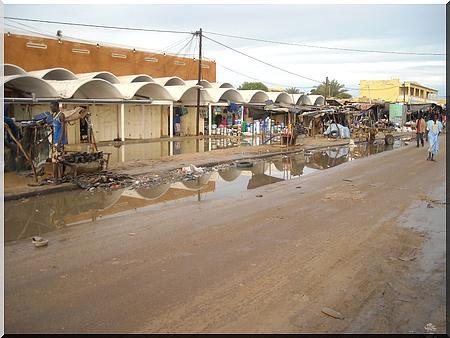 08-09-2013 15:37 - La ville de Rosso est complètement inondée - [PhotoReportage] dans Commune de Rosso