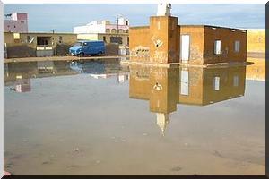 La ville de Rosso est complètement inondée - [PhotoReportage]
