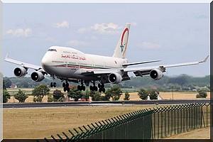 Transport aérien: La RAM lancera officiellement son sixième vol Casa-Nouakchott, le 11 juillet prochain