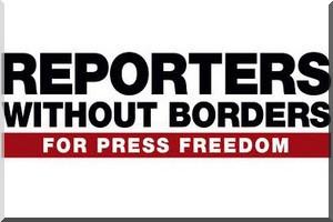 Mauritanie/RSF/Communiqué de presse
