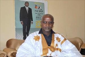 Candidature de Biram Abeid: Le Conseil constitutionnel déboute O. Louleid