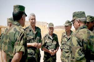 Le Polisario promet