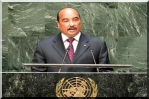 Sahara : Le Polisario est déçu par le discours du président mauritanien à l'AG de l'ONU