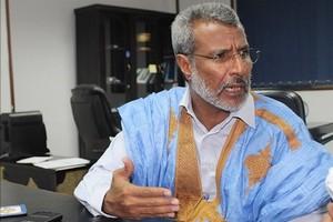 Saleh Hanana, président du parti HATEM :