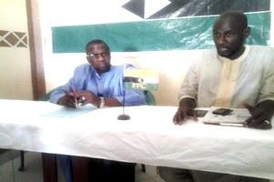 Conférence de presse des FPC «La célébration du 28 novembre à Kaédi est une manipulation et une provocation du pouvoir vis-à-vis des populations négro-africaines qui n'ont pas fini de sécher leurs larmes», dixit Samba Thiam, président des FPC.