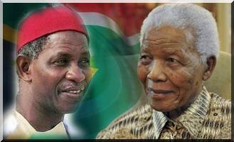 Il y a 17 ans Ibrahima Moctar Sarr écrit à Nelson Mandela