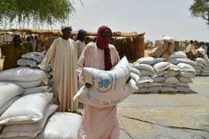 Plus de 70 000 Mauritaniens seront secourus par le PAM