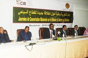 Ouverture de journées de réflexion pour un nouveau démarrage du secteur du tourisme en Mauritanie