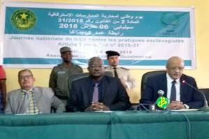 Journée nationale de lutte contre l'esclavage : démonstration de force des «Komo » à Sélibaby