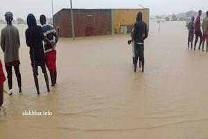 Selibaby dans l'eau, le maire demande une intervention d'urgence… [Photos]