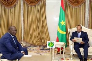 La coopération mauritano-sénégalaise à l'ordre du jour