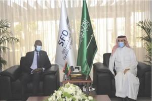 Entretiens mauritano-saoudiens à propos de la construction prochaine de l'hôpital du Roi Selmane