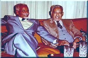 Figures historiques : Hommage à Sidel Moktar N'Diaye