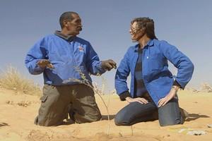 Les Sisyphe du Sahara à Chinguetti, à voir sur France 5