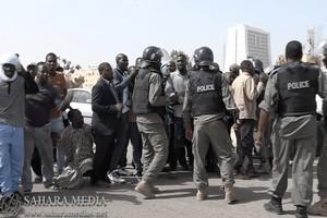 Mauritanie : un sit-in des militants d'IRA dispersé par la police