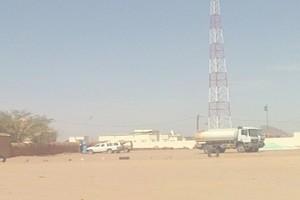 Bir Moghrein : Une ville en danger