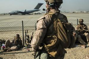 L'armée américaine a quitté l'Afghanistan après 20 ans d'occupation