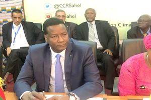 Le Ministre de l'Environnement représente le President de la République au 1er Sommet des Chefs d'Etat et de Gouvernement de la Commission Climat pour la Région du Sahel [PhotoReportage]