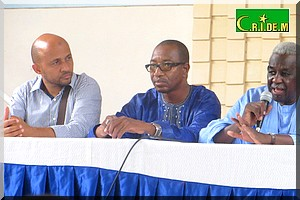 Le Conseil Représentatif des sooninko de Mauritanie (CRSM): Communiqué de presse