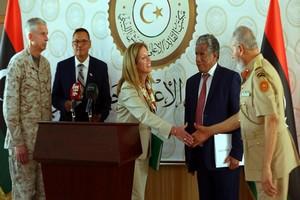 Le retour en force des Etats-Unis dans le dossier libyen