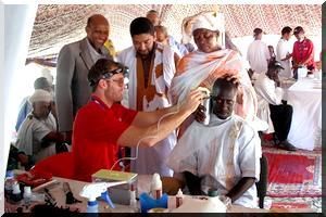 L'ONG Starkey Hearing assure l'appareillage et les soins pour 2000 malentendants mauritaniens
