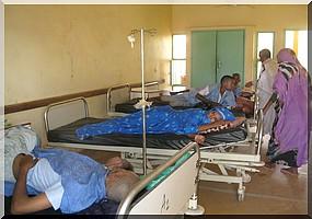 Mauritanie : Signalement de cas de fièvre typhoïde à Nouakchott