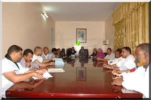 Signature d'un accord pour régler la crise des travailleurs licenciés de Taziast